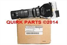 Nissan Xterra Frontier Titan Sentra Multi Function Steering Column Switch OE NEW