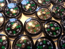 100 Kompass Compas Compass Brujula Compasso Bussola Boussole 2cm