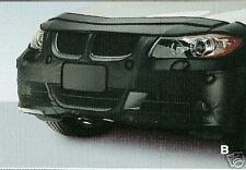 BMW E92 3-Series Coupe Genuine NOSEMASK BRA NEW 328xi 328i 335i M3