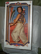 Limited Edition Aladdin Doll - 17'' 2015 Disney NRFB in shipper, Excellent box!!