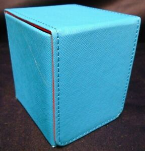 DEX Protection Creation Line Deckbox Small Blue