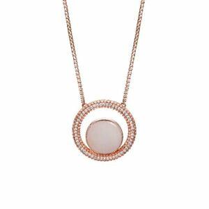 【KOOJADE】White Jadeite Jade Silver Necklace 《Twilight》《Grade A》