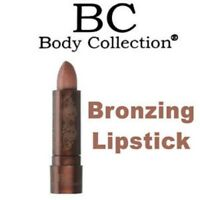 Body Collection Bronzing Lipstick Bronze Iridescent Shimmering Glow # 10603