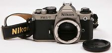 Near Mint Nikon FM2/T 35mm SLR Film Camera Body