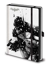 Batman Arctic Premium A5 Notebook Lined DC Comics Joker Arkham Justice League