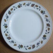 Myott Salad Or Large Side Plate SPRINGWOOD Design Leaves