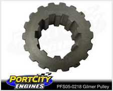 "Peterson Gilmer Crank Pulley 18 T Outside 10 Tooth Inside 2.111"" OD PFS05-0218"