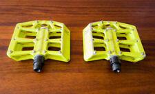 Straitline Defacto SC Jeff Lenosky Signature LTD Edition Platform Pedals - Green