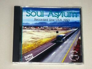 SOUL ASYLUM LIVE IN USA 1993 ( CD )