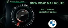 BMW FSC Code for HU Entry Road Map ROUTE any region. Only code