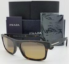 4a22407e5b7 New Prada sunglasses PR 18PS HAQ6S1 Tortoise Bronze Classic PR 18 AUTHENTIC  PR18