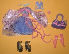 Monster High Haunted Kiyomi Haunterly Doll Outfit Clothes Dress Chains Shoes NEW