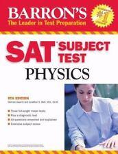 Barron's SAT Subject Test in Physics Gewirtz, Herman, Wolf, Jonathan S. Paperba