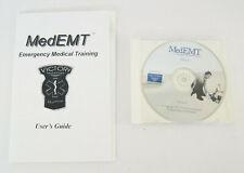 MedEMT Emergency Medical Training V 1.5 PC Computer Software Program 1997