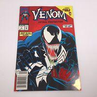 Venom Lethal Protector #1 Feb CC01202 Newstand CGC Worthy Unread With SpiderMan