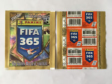 POCHETTE PANINI FIFA 365 2018 PACKET TUTEN BUSTINA FRENCH VERSION PRICE BACK