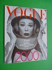 VOGUE Febbraio 1991 supplemento al n.486 Moda e Tendenze a Milano Fashion Italy