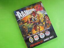 AARRGGHH!! IT'S WAR THE BEST WAR COMIC COVER ART 1st ED DAVID ROACH JAMES MAY