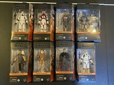 Star Wars The Black Series: The Mandalorian Collection Lot