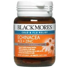 BLACKMORES ECHINACEA, ACE & ZINC 30 TABLETS
