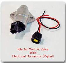 IDLE AIR CONTROL VALVE W/ CONNECTOR Fits:ESCAPE TAURUS  TRIBUTE MARINER SABLE