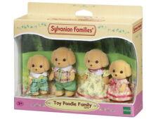 Sylvanian Families-Famiglia Giocattolo Barboncino-tutti i nuovi!
