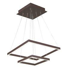 ET2 Quad LED 2-Tier Pendant, Bronze - E22405-BZ