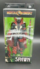 Mortal Kombat Spawn With Sword 7-Inch Deluxe Action Figure *In Hand*