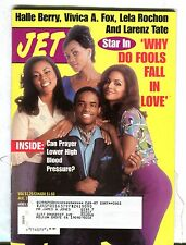 Jet Magazin August 31 1998 Halle Berry Vivica A. Fox 071117 nonjhe