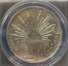 1897-Mo,AM 8R Mexico AU 53