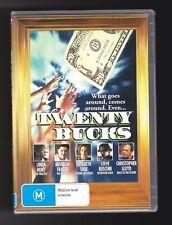 Twenty Bucks (DVD), Region Free, NEW