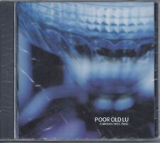 Poor Old Lu-Chrono (1993-1998) CD Christian Rock/Alternative (Brand New Sealed)