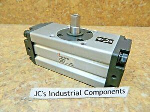 SMC   rotary actuator  CDRA1LX50-100    50 MM bore    100 degrees