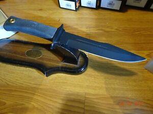"MUELA 12"" MIRAGE TACTICAL KNIFE CI18N 7"" MOLY-VANADIUM S.S BLADE W/SAW NON-SLIP"