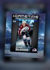 2019 GAMETIME NATHAN MACKINNON Topps NHL Skate Digital Card