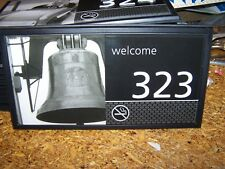 HAMPTON INN PICTURED HOTEL - MOTEL ROOM NUMBERS #323 OLD BELL NICE!
