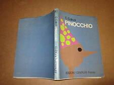 COLLODI PINOCCHIO ED.II CENTAURI 1° EDIZIONE 1967 ILLUSTRATO DA R.CIABANI
