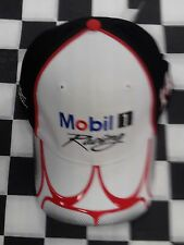 Tony Stewart #14 NASCAR Ball Cap Hat NEW Stewart-Haas Mobile 1 Racing black red