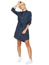 Very Shirt Striped Dresses for Women