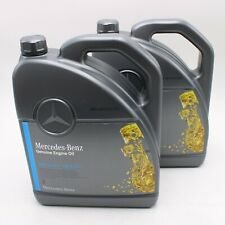 Original Mercedes Synthetic Motoröl Ölservice 5W40 MB 229.5 A00098983701 10Liter