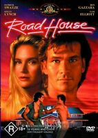 ROAD HOUSE (Patrick SWAYZE Kelly LYNCH Sam ELLIOTT) ACTION Film DVD Region 4