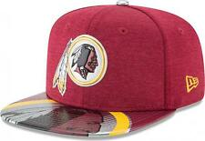New Era Washington Redskins Draft Sur Stage 2017 NFL limité Casquette Snapback