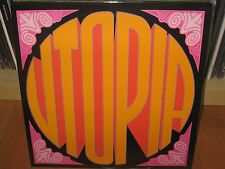 UTOPIA - Same s/t LP - BLUE CHEER, MC5, SIR LORD BALTIMORE, YESTERDAY'S CHILDREN