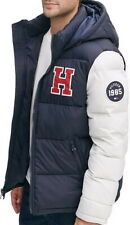 Tommy Hilfiger New Mens Classic Hooded Puffer Jacket  -...