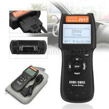 D900 OBD2 EOBD Coche Auto Código Lector Escáner Diagnostic Scanner Herramientas