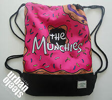 Mochila saco bolsa Cayler & Sons The Munchies cookies donut gym bag sac backpack