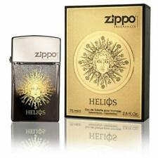 ZIPPO HELIOS Eau De Toilette Spray FOR MEN 2.5 Oz / 75 ml BRAND NEW ITEM IN BOX!
