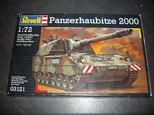 REVELL PANZERHAUBITZE 2000 PLASTIC MODEL 1/72