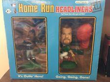 1998 CORINTHIAN HOME RUN HEADLINERS MARK MCGWIRE KEN GRIFFEY JR BOBBLEHEADS B33