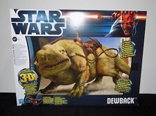 Boxed Star Wars Discover the Force Dewback Box not mint